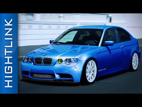 bmw e46 compact tuning youtube. Black Bedroom Furniture Sets. Home Design Ideas