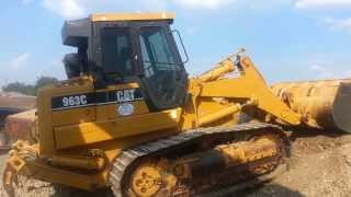 Used Cat 963 loader for sale |  Heavy Equipment