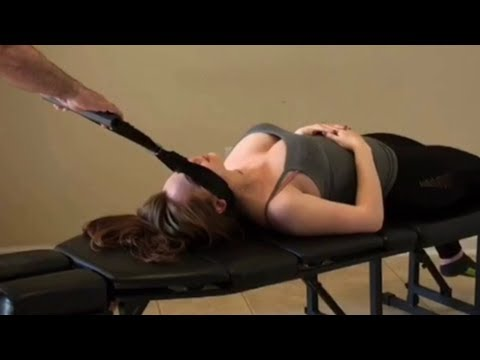 *BRILLIANT* FULL BODY Chiropractic Adjustment with Y Strap