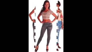 LeJeans Womens Legging Slim Jean Jeggings Tight Denim Style Tights Combo