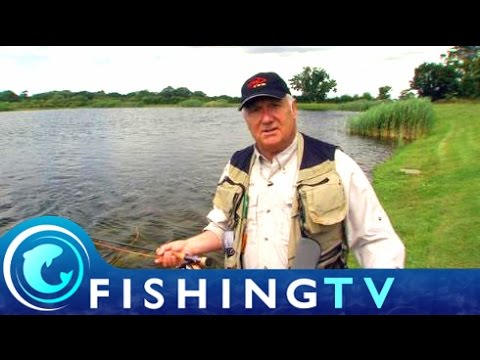 Tips On Marking Your Fly Line When Fishing For Trout - Fishing TV