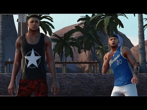 Pau Gasol to Spurs! Barnes Bogut to Mavericks! NBA 2K16 Park PS4