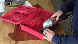 Molded Tool Case Repurposed In 5 Minutes