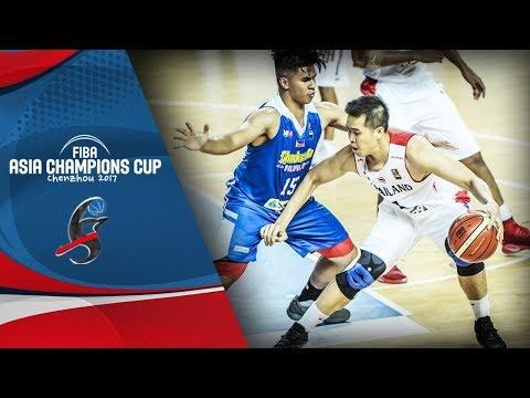Mono Vampire BC (THA) v Chooks-To-Go (PHI) - Full Game - FIBA Asia Champions Cup 2017