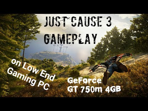 Just Cause 3 (GT 750m 4GB) |