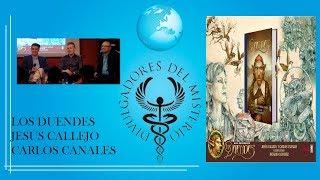 LOS DUENDES por Jesús Callejo y Carlos Canales