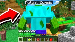 How to PLAY as ANY Minecraft MUTANT CREATURE!