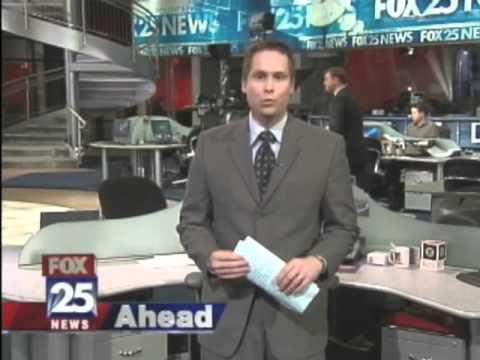 WFXTTV Fox25  Jib Demo Reel