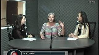 Jornal Fala Cidade - participação Madu Macedo