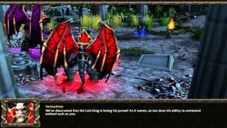 Warcraft 3 Frozen Throne Interlude:A Kingdom Divided