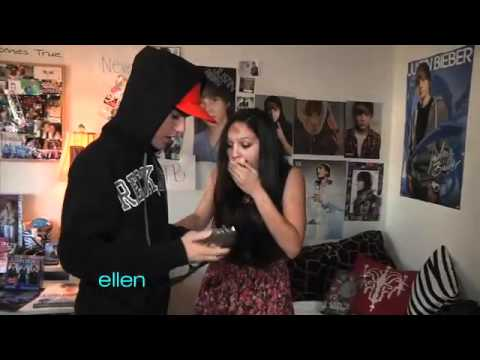 Thumbnail: A Huge Surprise for Justin Bieber's Superfan!