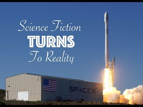 Sci-Fi To Reality: Russian Movie Predicts Space X Vertical Landing