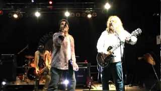 Frank Hannon Band - Redemption - live - Reno - Six String Soldiers tour - Knitting Factory