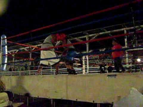 Rosebud Fair Toughman Contest 08 BL