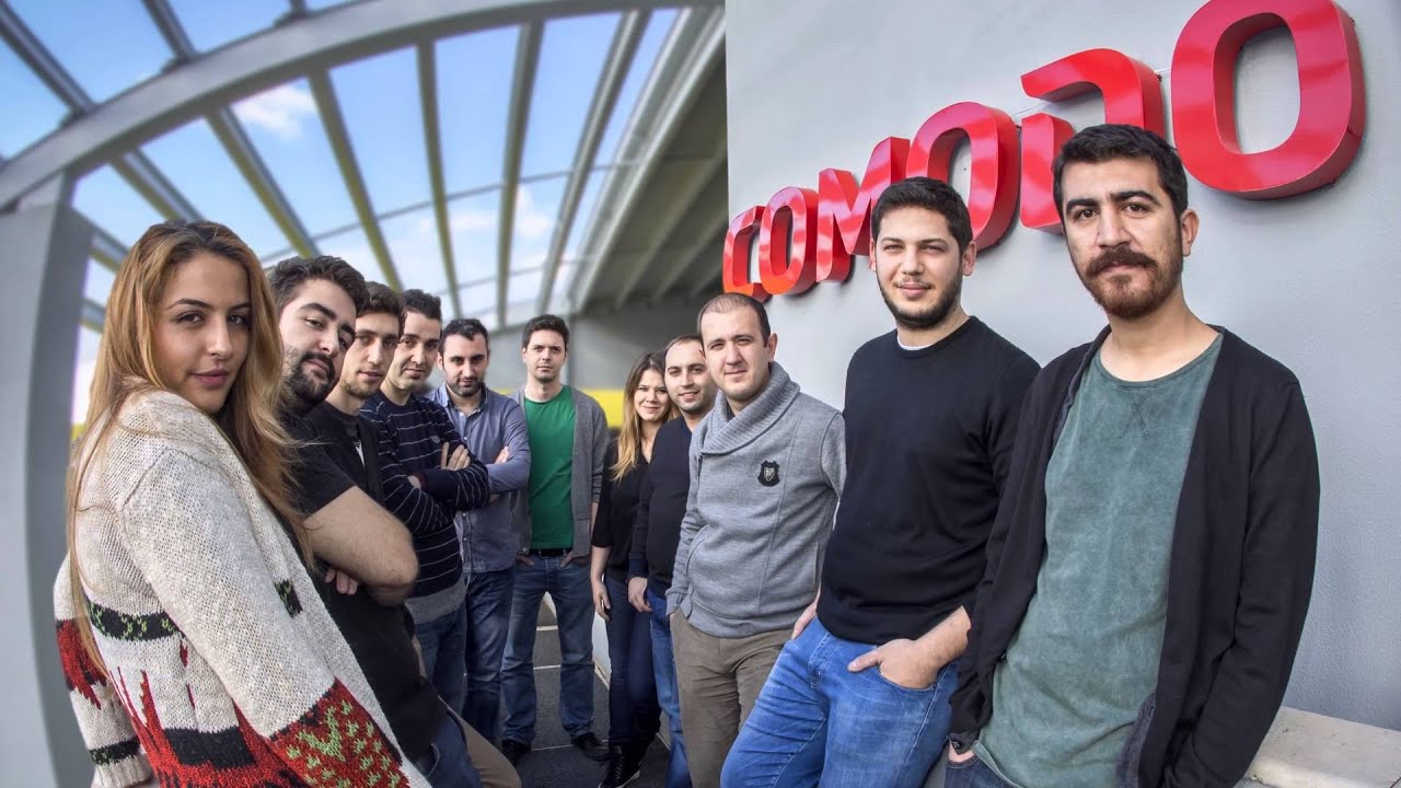Join my wonderful team at Comodo
