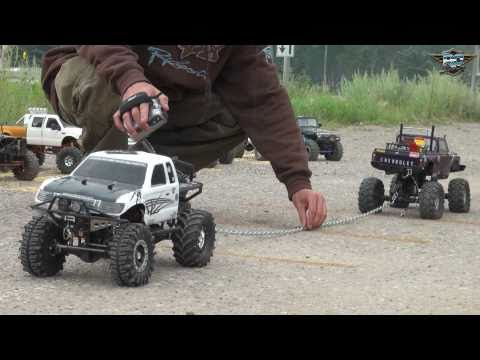RC ADVENTURES - TTC 2010 - Eps 2 - TUG Of WAR - 4X4 SCALE TOUGH TRUCK CHALLENGE