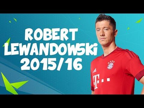 Robert Lewandowski - 2015/16 - Description is useless