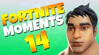 Fortnite Daily Funny and WTF Moments Ep. 14