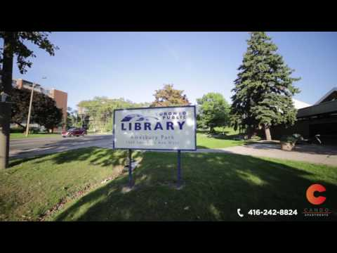 Toronto Apartments For Rent 150 Culford Road By Keele And Lawrence Managed Cando Ltd You