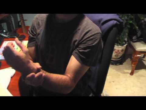 Broken arm (radius bone) Physical therapy drills