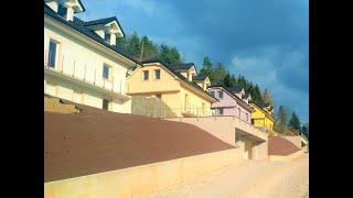 2 новых дома в получасе от Любляны за 129 000 EUR каждый.