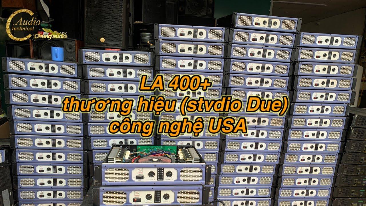 LA 400+ thương hiệu (stvdio due) công nghệ USA giá 3tr6