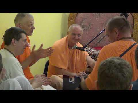 Бхагавад Гита 13.28 - Санджая прабху