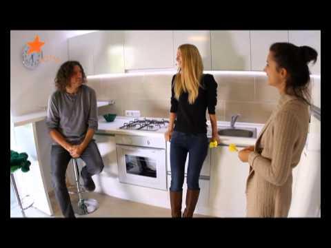 Новый пол на новой кухне