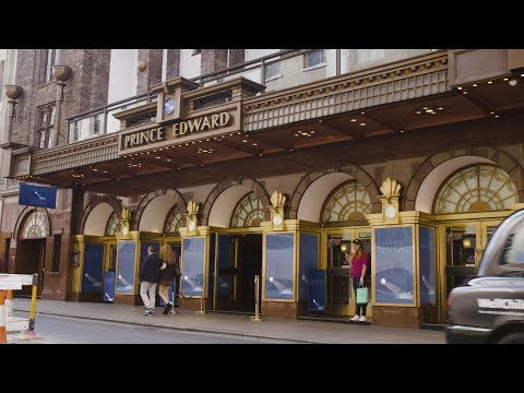 Prince Edward Theatre - Social Story