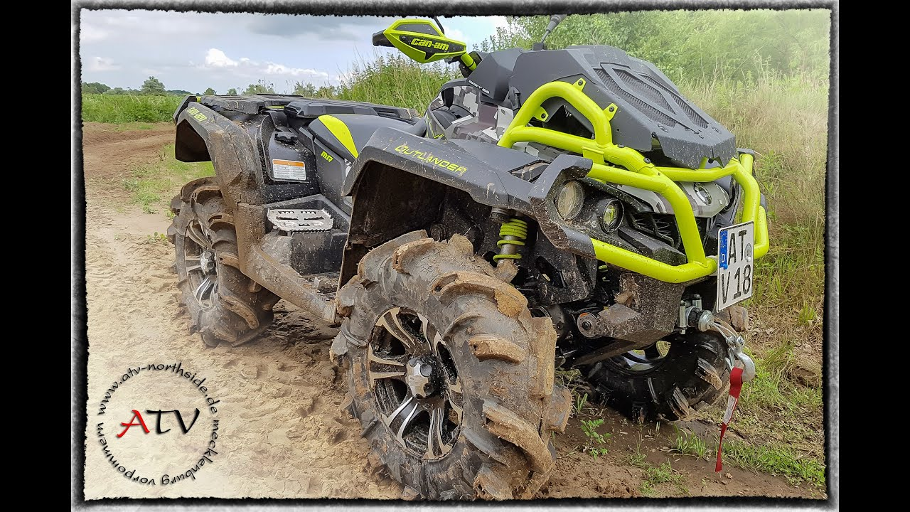 Can Am Outlander 1000 Xmr >> CAN AM 1000 XMR Offroad - YouTube