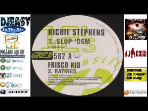 Slop Dem RIDDIM mix 1997 (Pot Of Gold) mix by djeasy