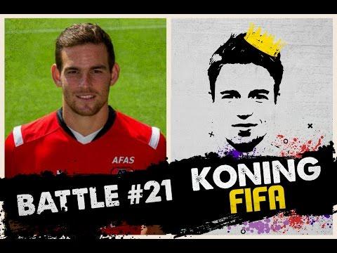 FIFA 16 BATTLE #21 VINCENT JANSSEN (AZ)