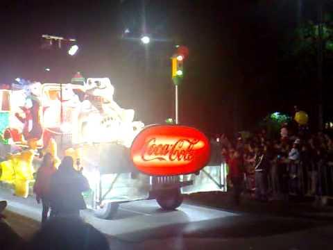 Caravana CocaCola 2008 Pt. 1