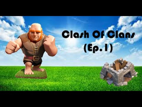 Clash Of Clans | Clan Castle Rebuilt (Ep.1)