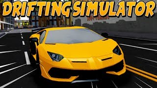 DRIFTING SIMULATOR RELEASES SOON! (My New Roblox Racing Game!)