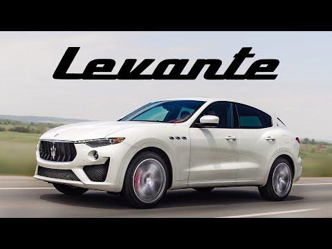 2019 Maserati Levante GTS Review - Italian Stallion