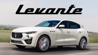 2019 Maserati Levante GTS Review - Italian Stallion