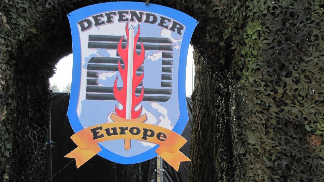 Bundeswehr Spezialpioniere bauen Zeltstadt für US Defender ...