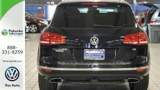 2016 Volkswagen Touareg Capitol Heights, MD #VGD002475