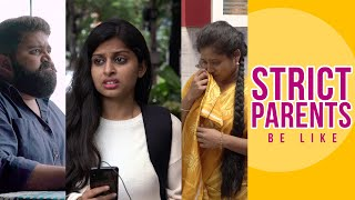 Living With Strict Parents | Girl Formula | Chai Bisket