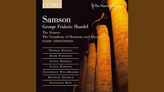 Recitative: Be of good courage: Handel: Samson