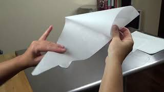 How to Make a Parchment Paper Cone
