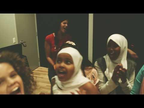 AV (Ann Vriend) feat. the Sifton Elementary School Choir - It's Happening  - [Official Video]