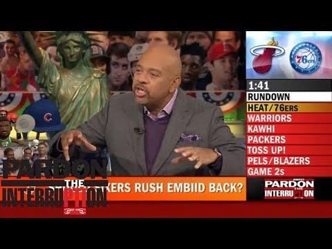 Mike Wilbon roasts Tony Kornheiser for saying Dwyane Wade was done   Pardon the Interruption   ESPN