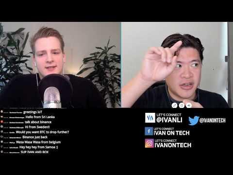 Ivan on Tech and Boxmining - Bitcoin Crash, Crypto Bubble, ICOs
