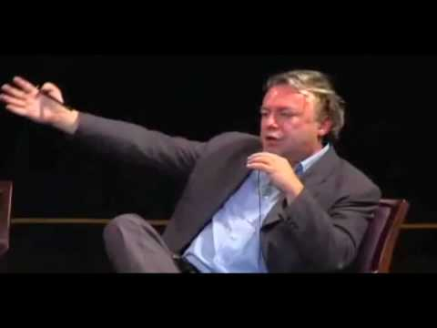 Christopher Hitchens Destroys Biblical miracle claims