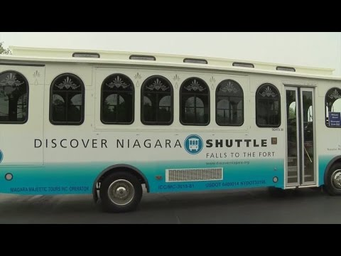 Discover Niagara Shuttle Service Provides Free Transportation For Locals And Tourists
