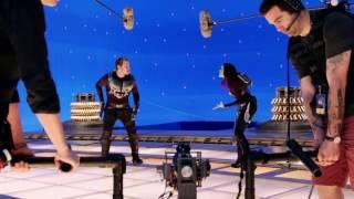 Стражи Галактики 2 как снимали фильм