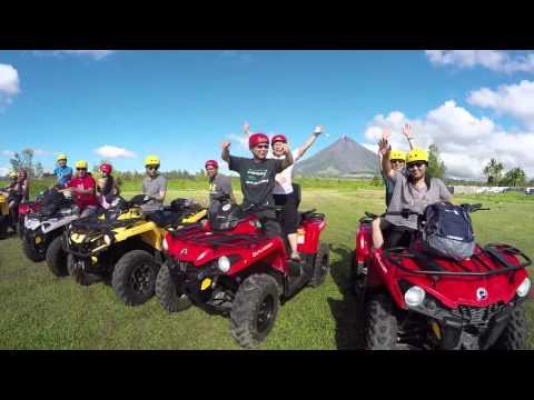 Mayon Volcano ATV Tour