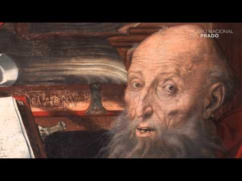 Obra comentada: Pintura Flamenca del siglo XVI. Sala 55A